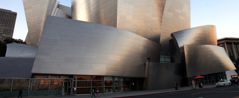Walt Disney Concert Hall Subterranean Parking Structure