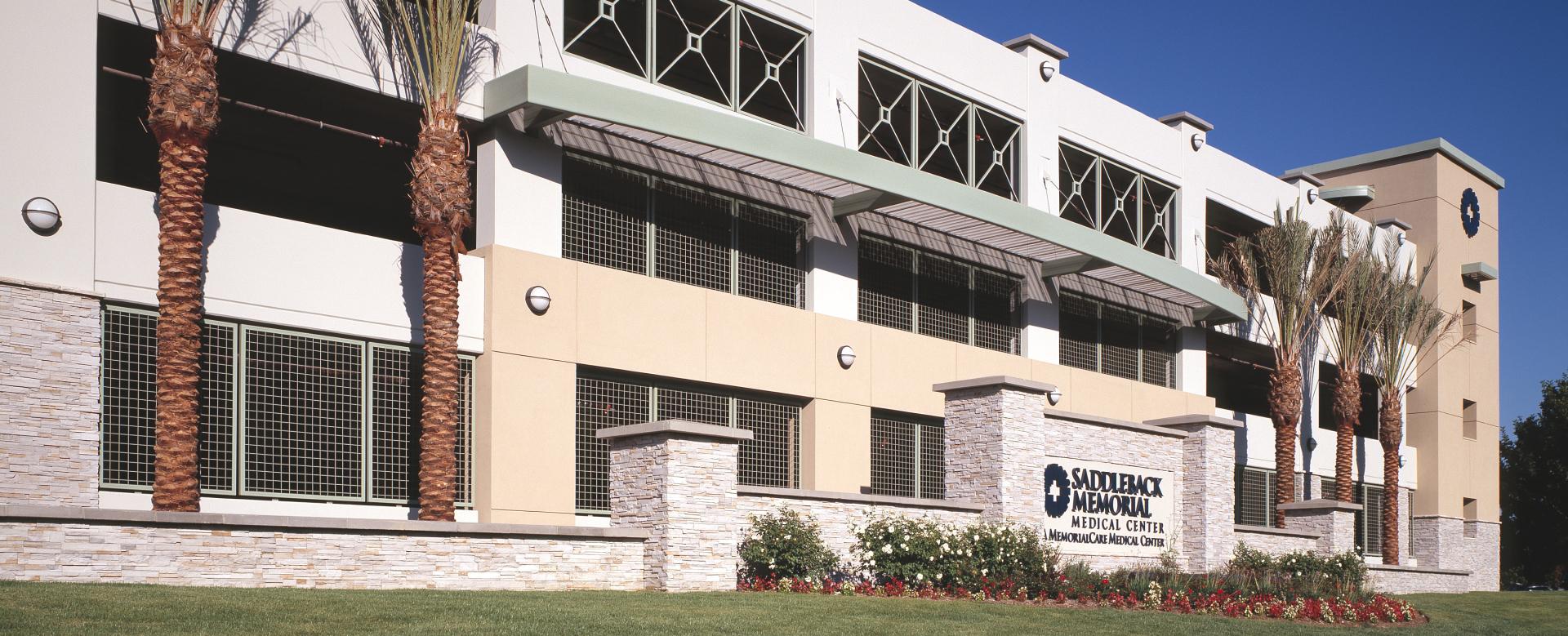 Saddleback Memorial Medical Center