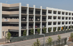 Bomel Parking Structure_Bob Hope Airport-17v2