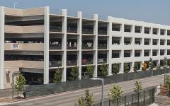 Bomel Parking Structure_Bob Hope Airport-17v2