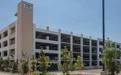 Bomel Parking Structure_Bob Hope Airport-5