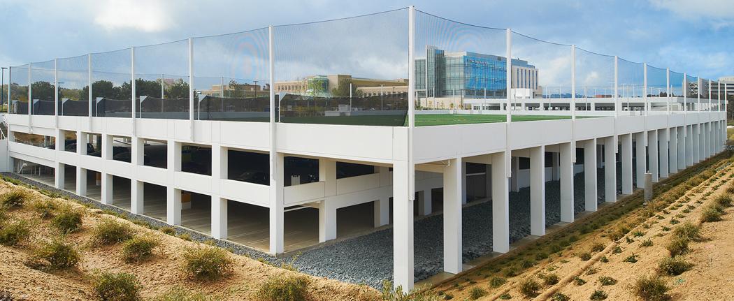 UCSD East Campus Health Sciences Parking Complex