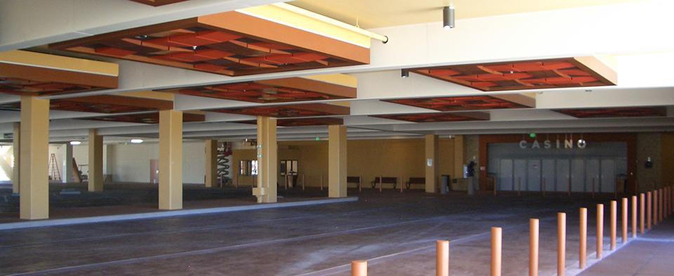 Vee Quiva Hotel & Casino Parking Structure - IPD : IPD