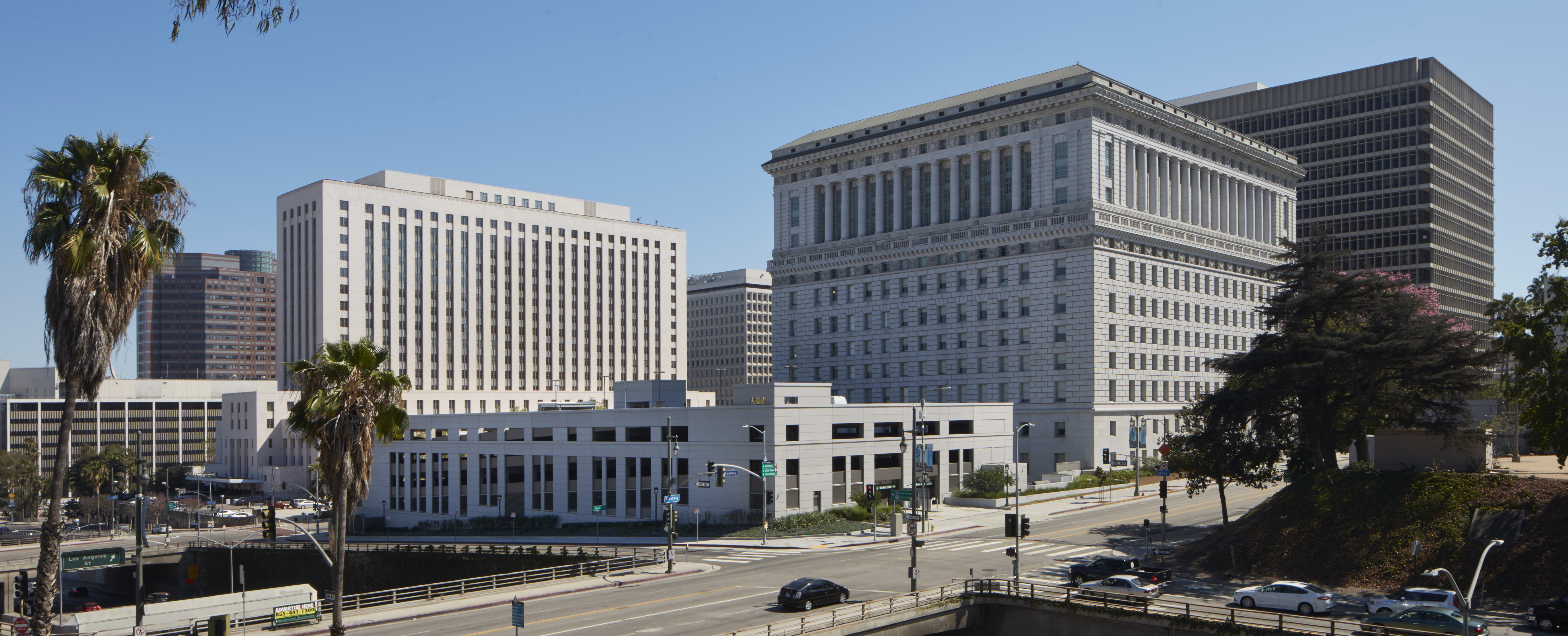 L.A. Hall of Justice