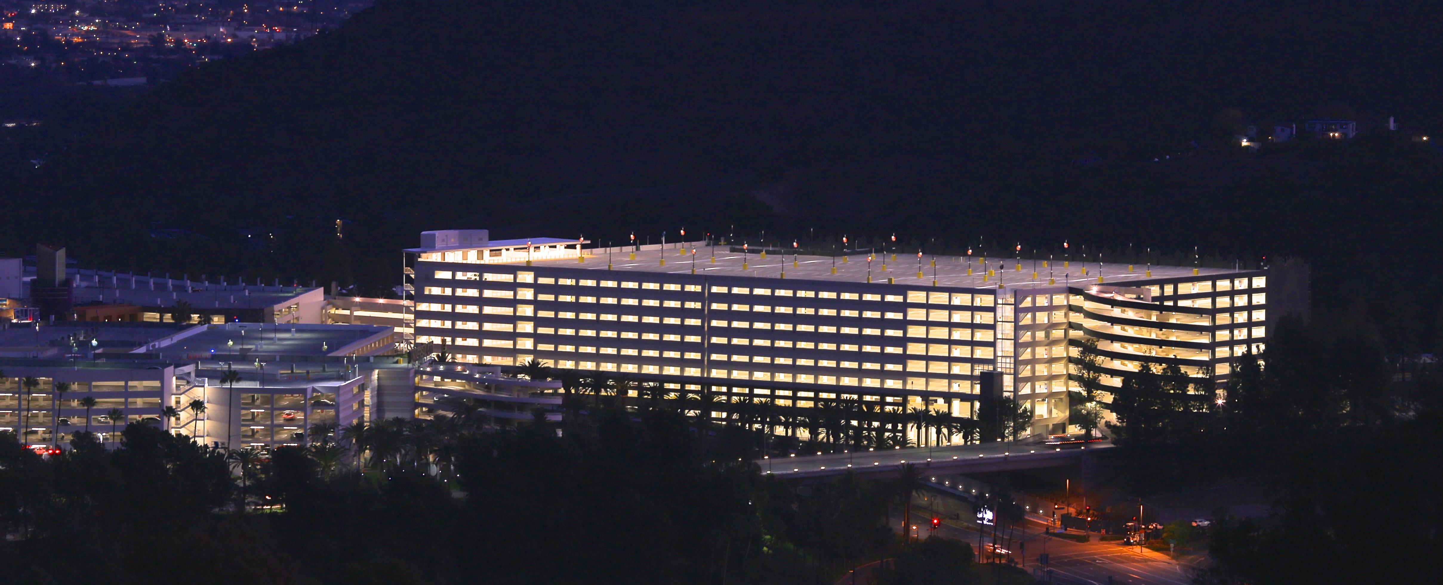 NBCU E.T. Parking Structure