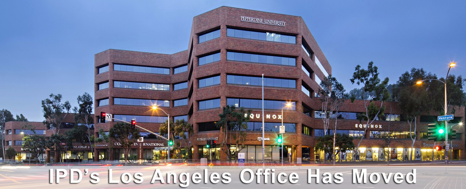 IPD L.A. Has Moved