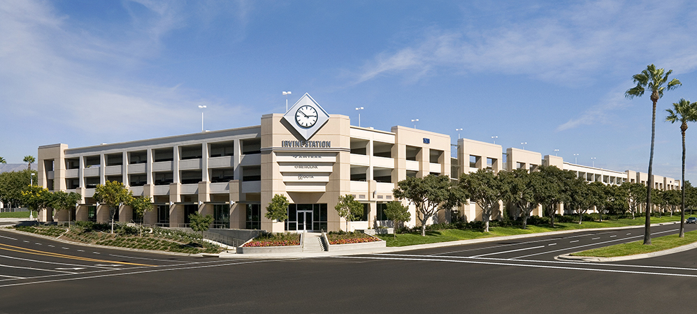 Irvine Transportation Center