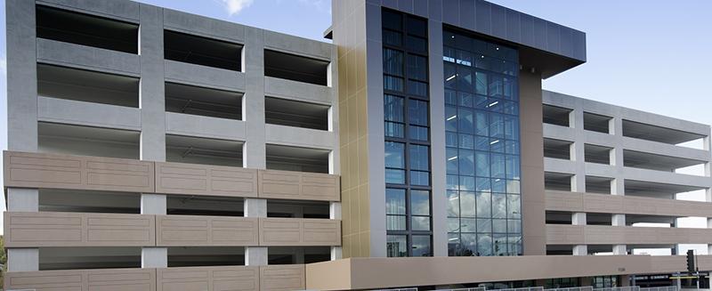 Loma Linda University Medical Center Parking Structure