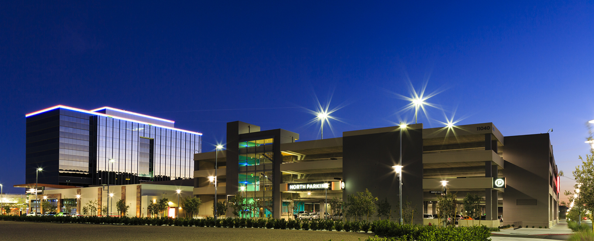 Downtown Summerlin - Parking Structures 2 & 3