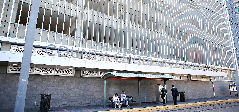 County of San Diego - Cedar & Kettner Development Parking Structure