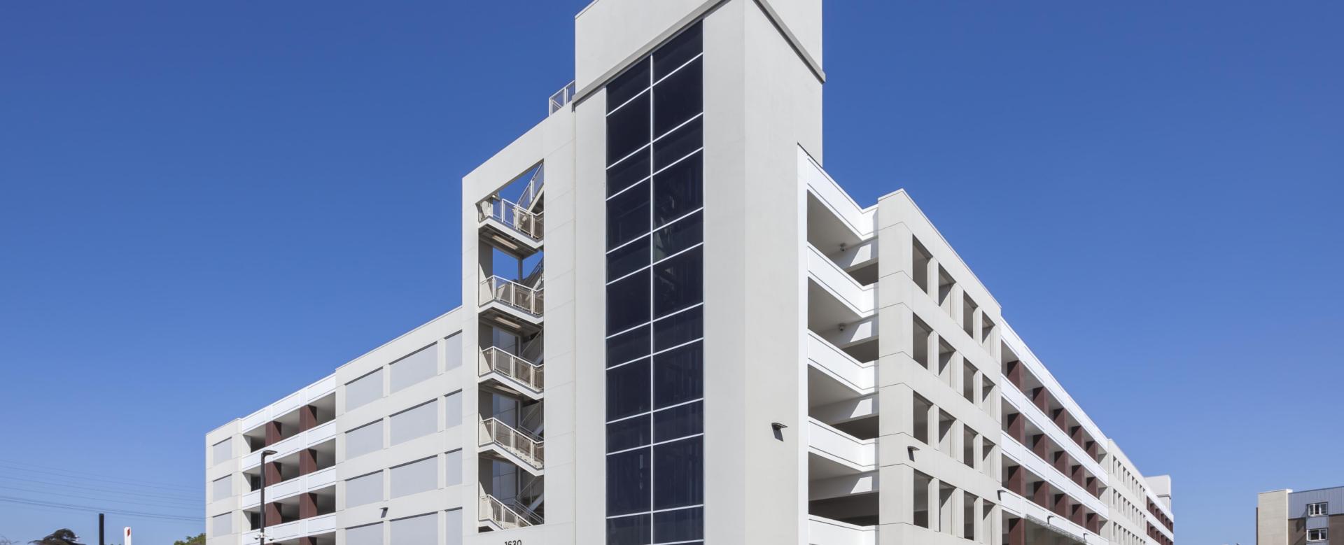 USC San Pablo Parking Structure