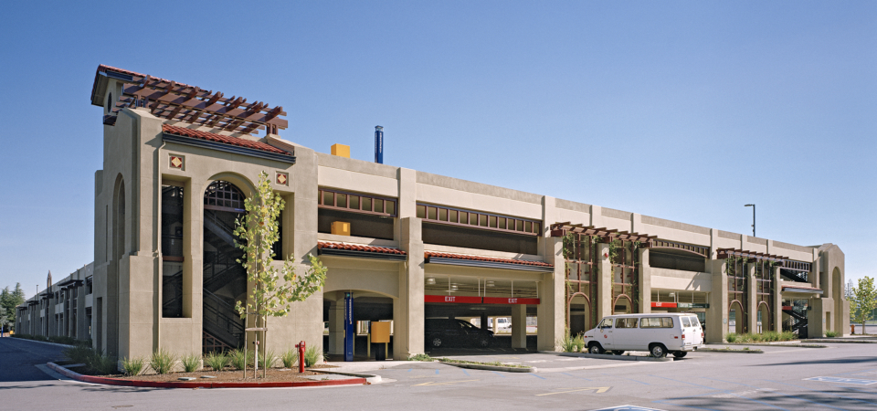 De Anza College Parking Structure Ipd Ipd
