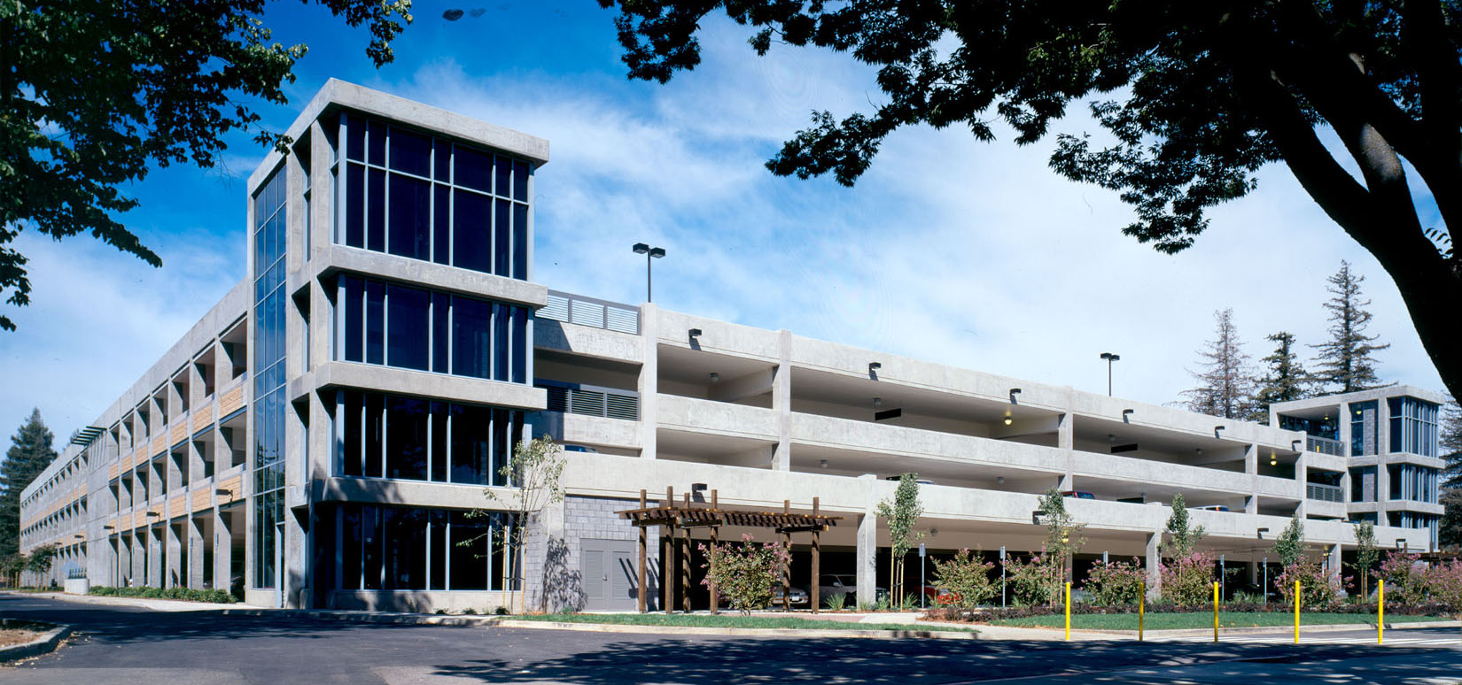 CSU Sacramento Parking Structure II