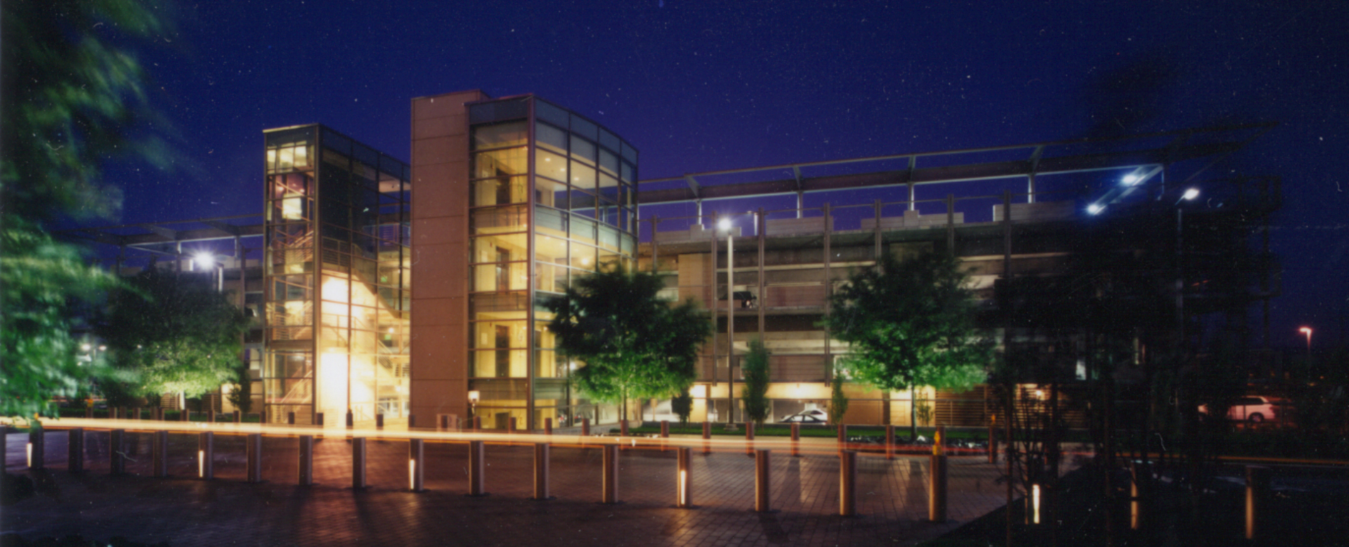 PeopleSoft, Inc. Parking Structure A