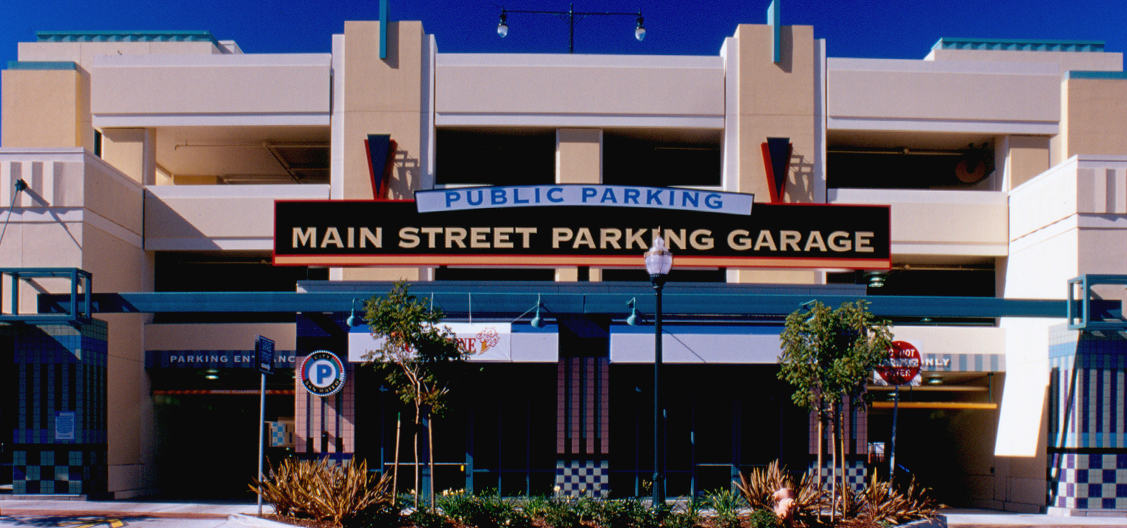 Main Street Parking Structure