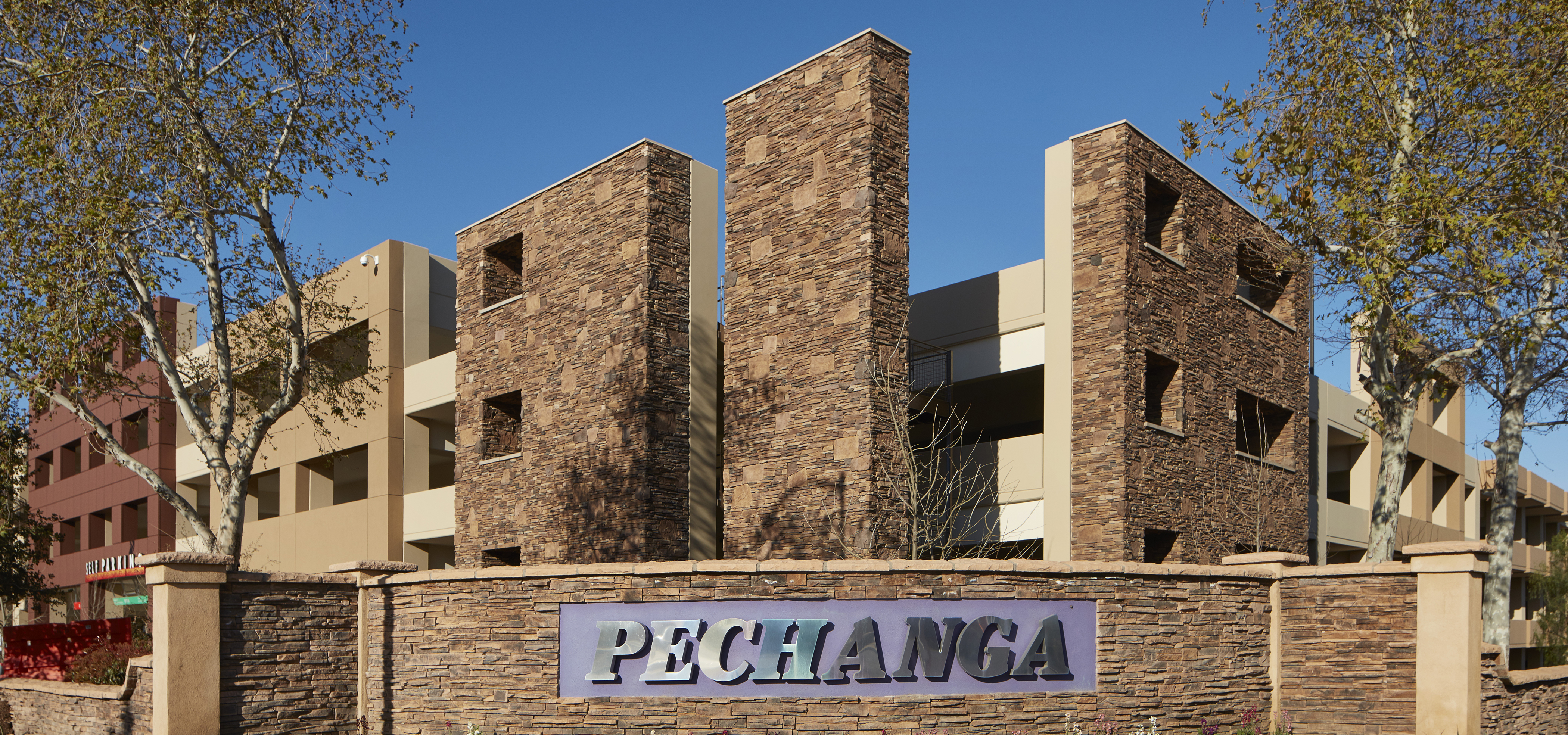 Pechanga East Parking Structure