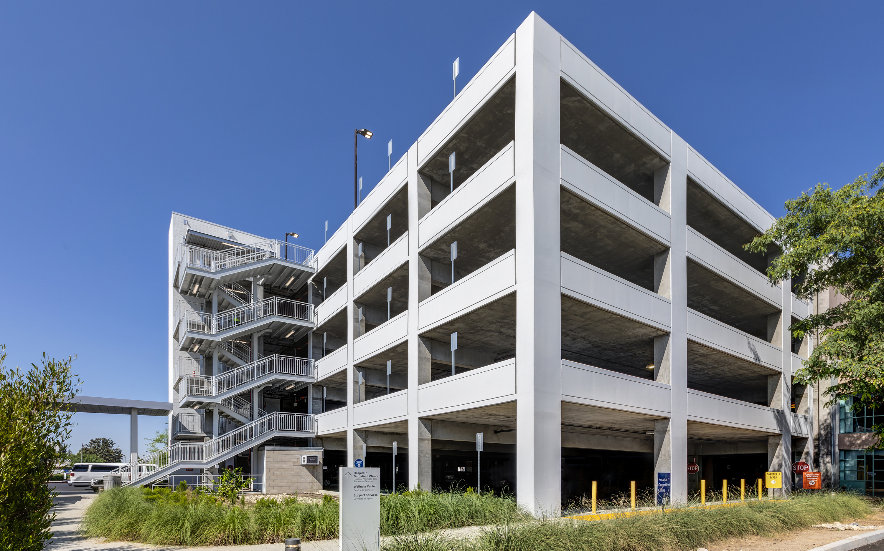 Rancho Los Amigos Parking Structure Expansion