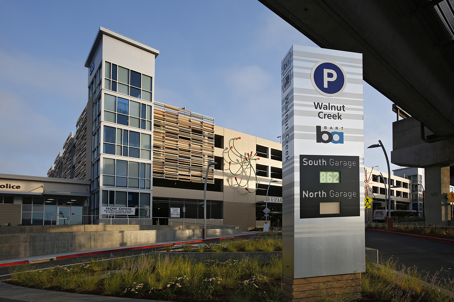 Walnut Creek Transit Village