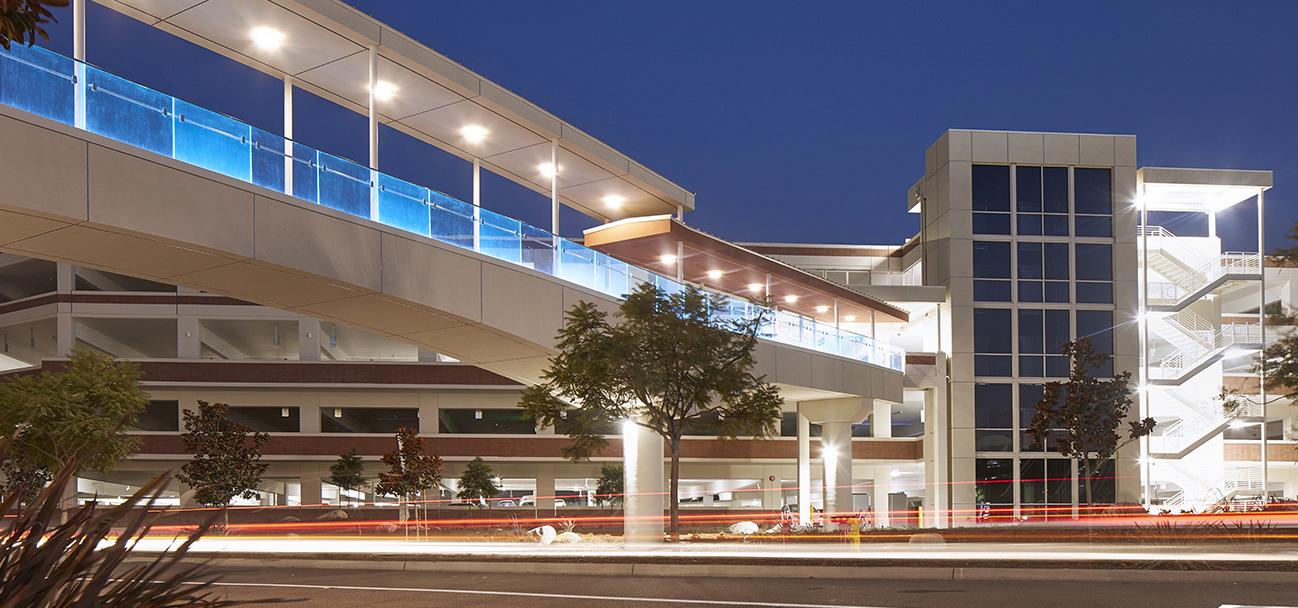 Scripps Memorial Hospital Parking Structure D